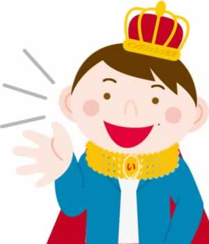 イングリッシュ王子プロフィール画像